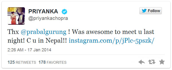 priyanka-chopra-tweet-for-prabal-gurung