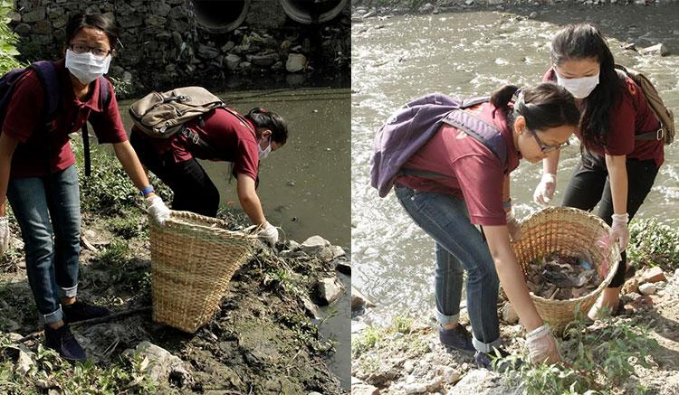 slc-princess-on-bagmati-river-cleaning-2
