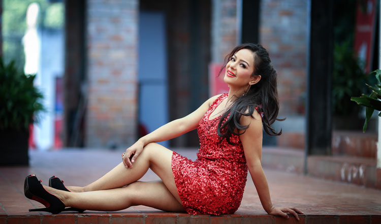 Actress Pujana Pradhan Photo