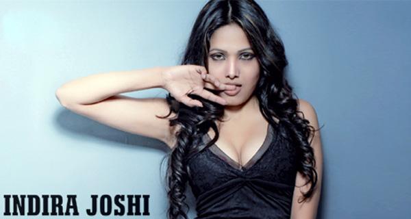 Singer Indira Joshi