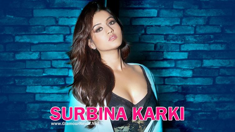 Nepali Actress Surbina Karki