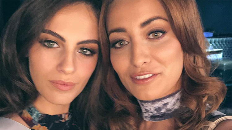 Miss Iraq Universe threatened for selfie with Miss Israel