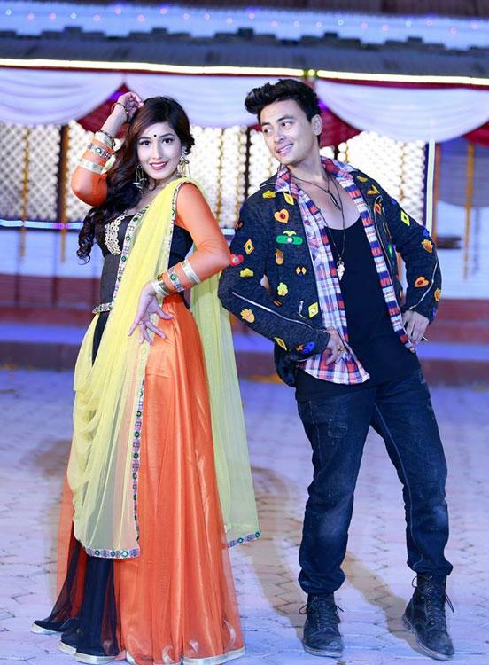 Paul Shah & Aanchal Sharma