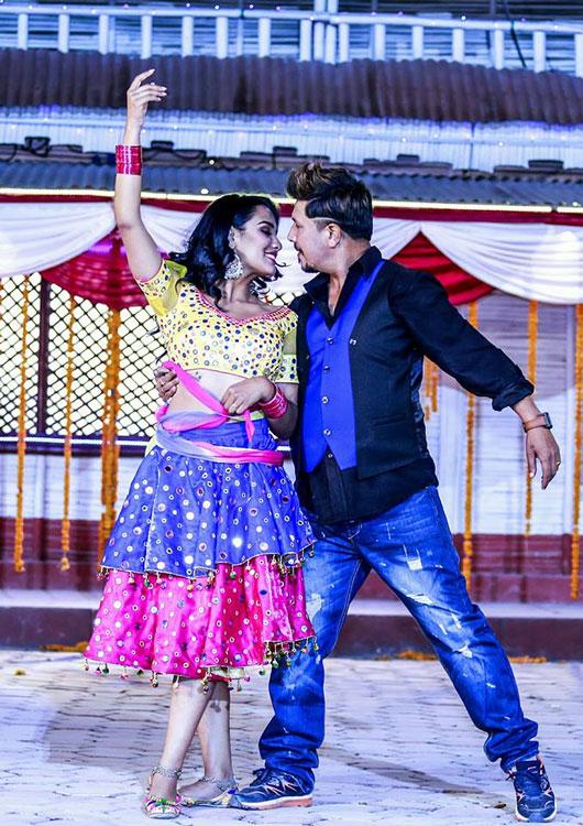 Priyanka Karki & Deepak Raj Giri