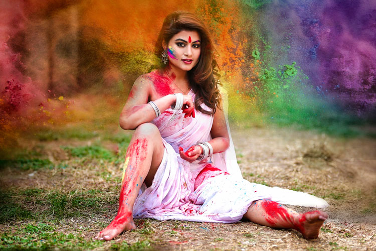Actress Shilpa Pokhrel