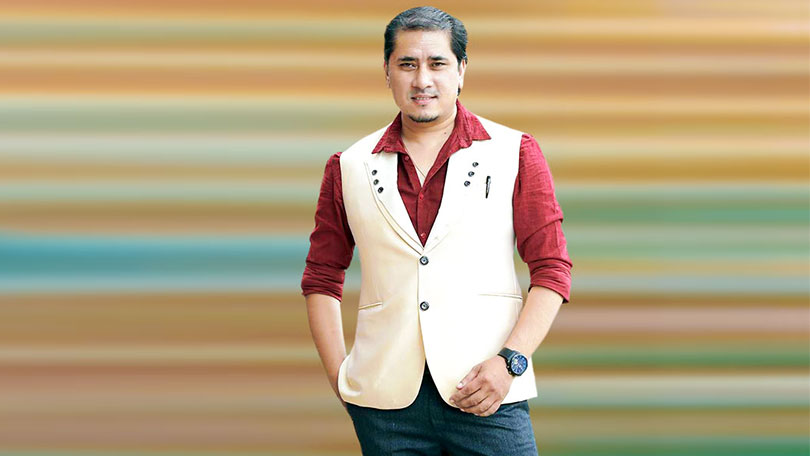 Fashion Choreographer Rojin Shakya